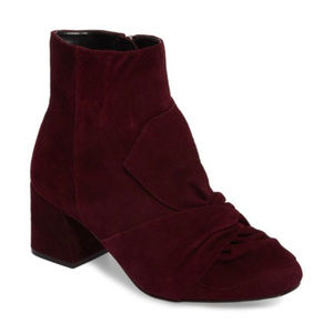 Rebecca Minkoff || NEW Cherry Lara Bow Booties